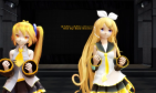 [MMD] Tda no panties Neru and adult Rin