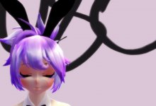 [MMD R-18] Automatic [Bunny Suit Hana Ver1.3] ( MOTION / STAGE / DL )
