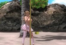 Marine Rose Pole Dance